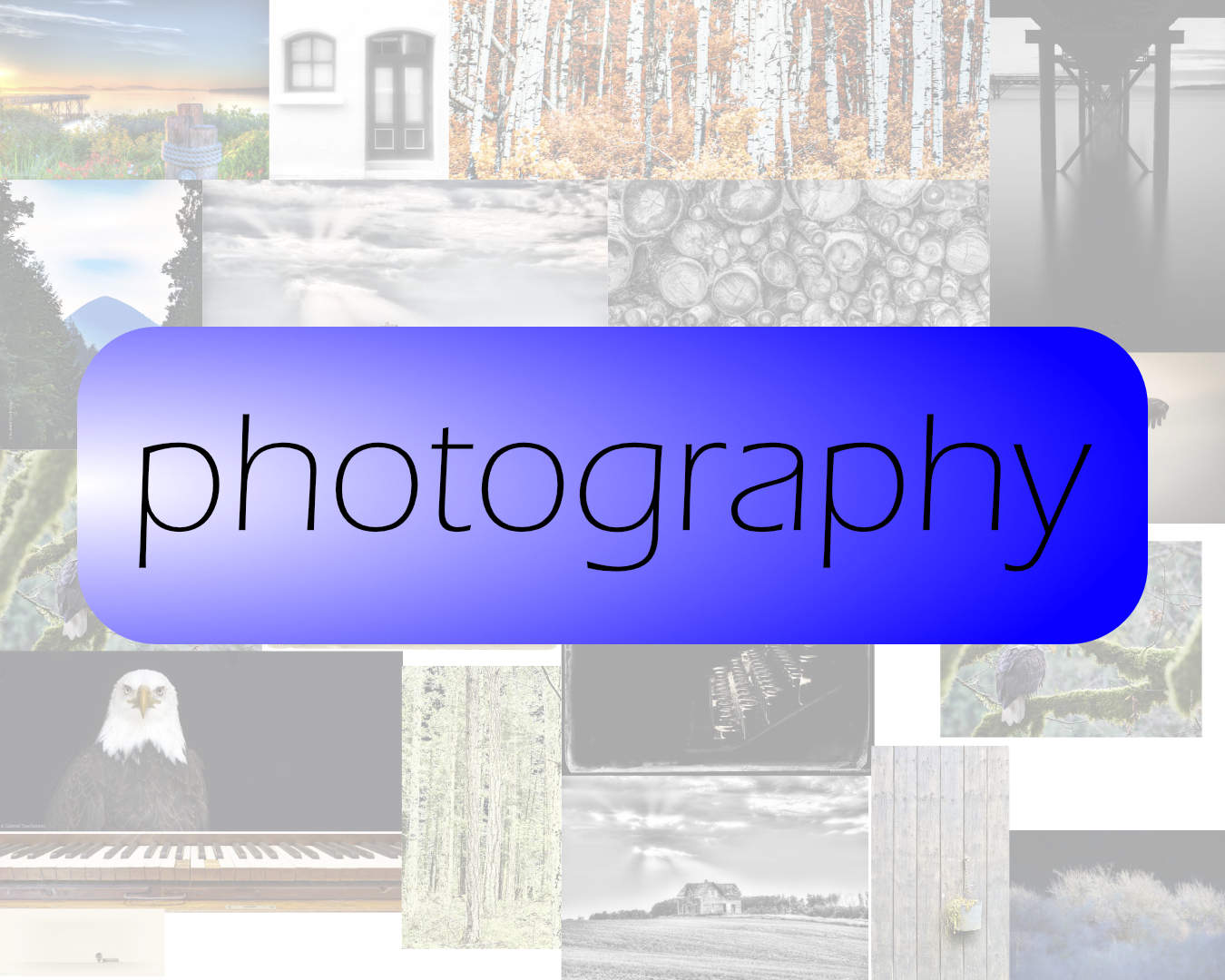 front page photography