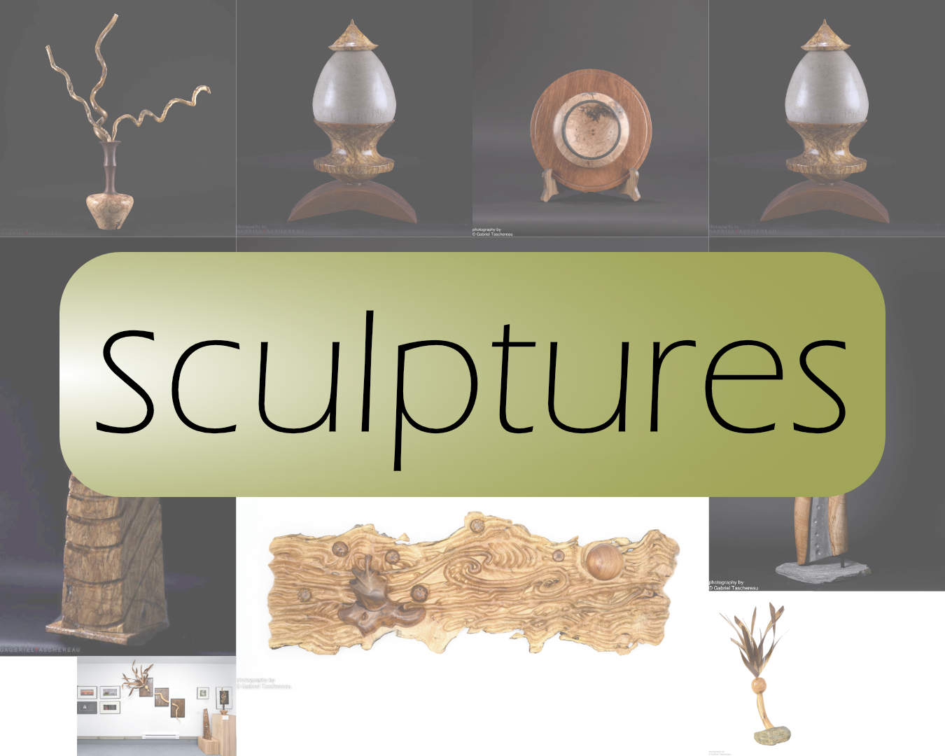 front page sculptures